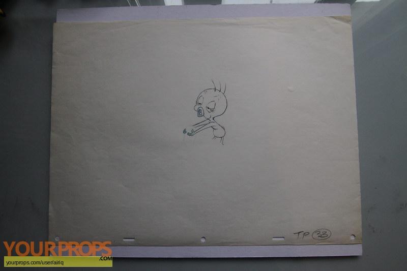 Who Framed Roger Rabbit original production artwork