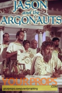 Jason and the Argonauts original production material
