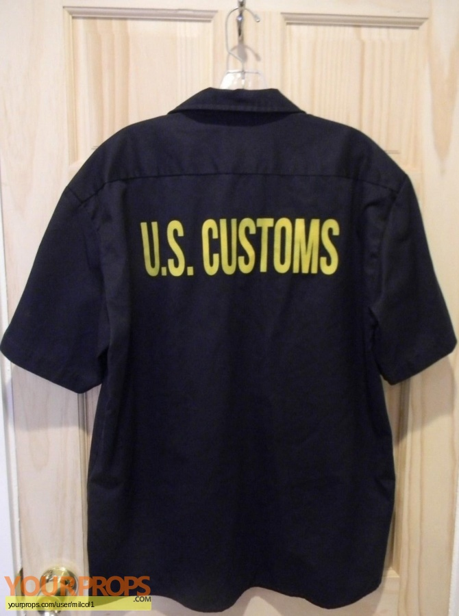 American Made original movie costume