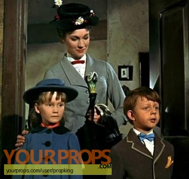 Mary Poppins original movie costume