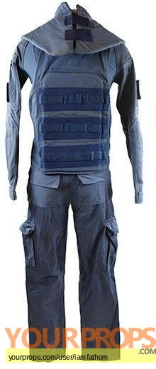 Dominion original movie costume