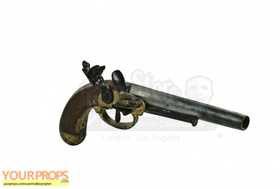 Les Miserables original movie prop