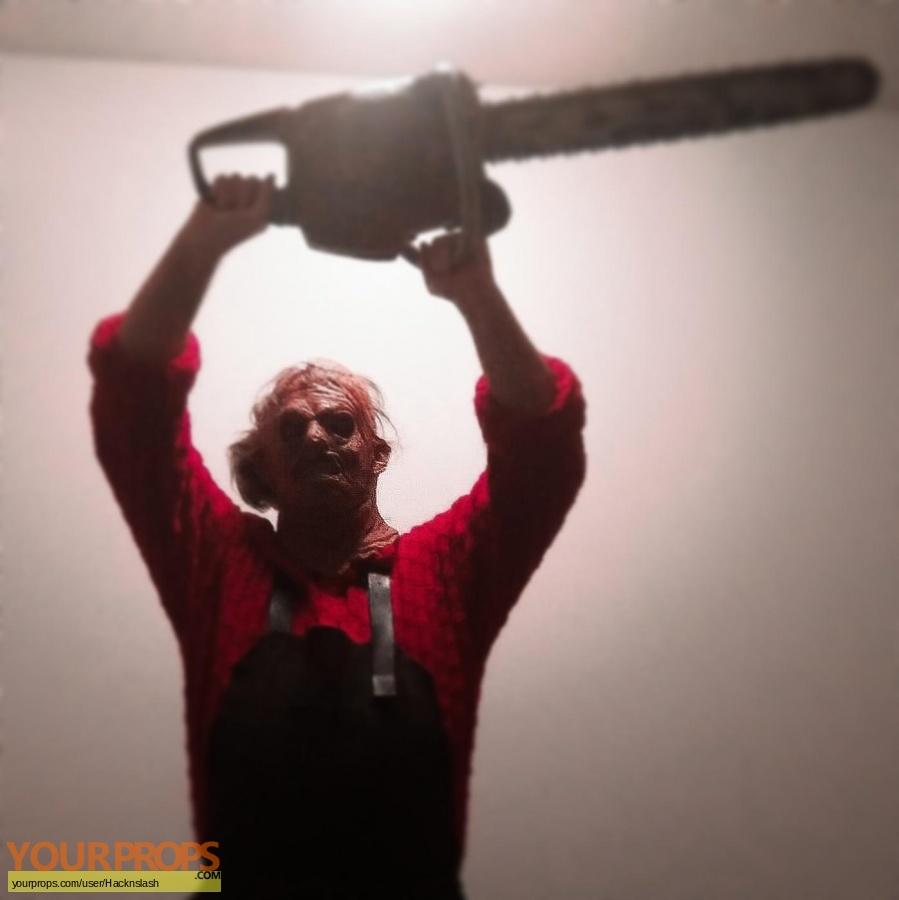 Texas Chainsaw Massacre 3D replica movie costume