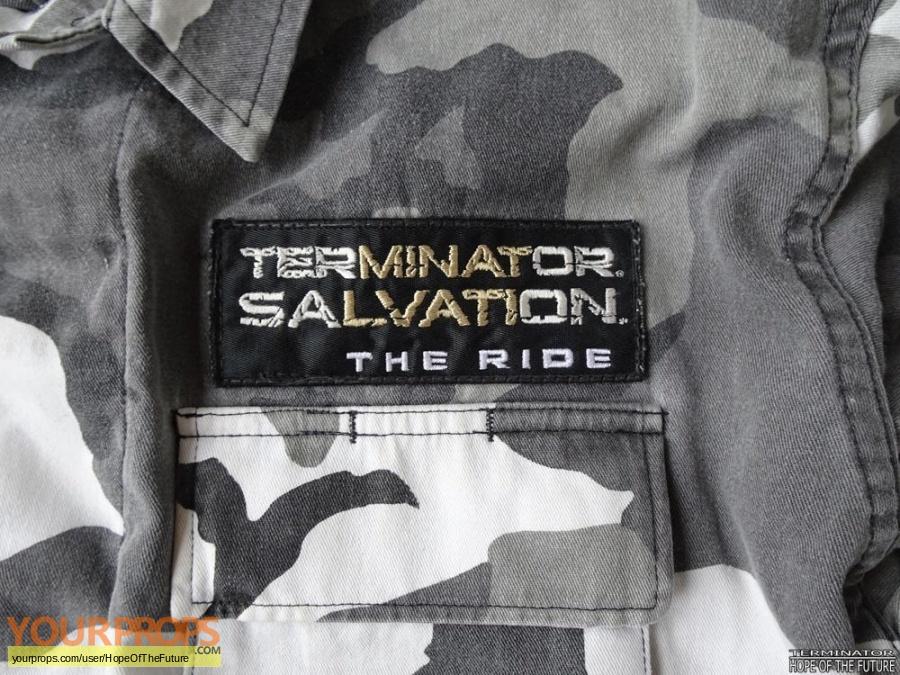 Terminator Salvation original movie costume