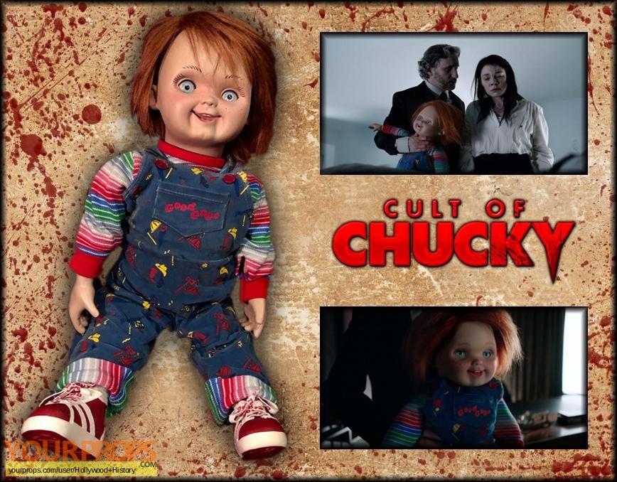 Cult of Chucky original movie prop