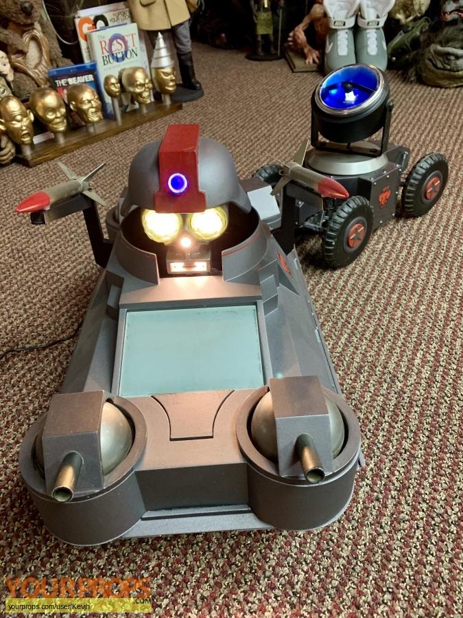Toys original movie prop
