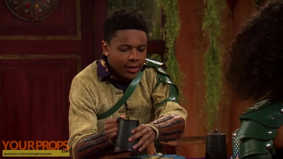 Knight Squad  (2018-2019) original movie prop