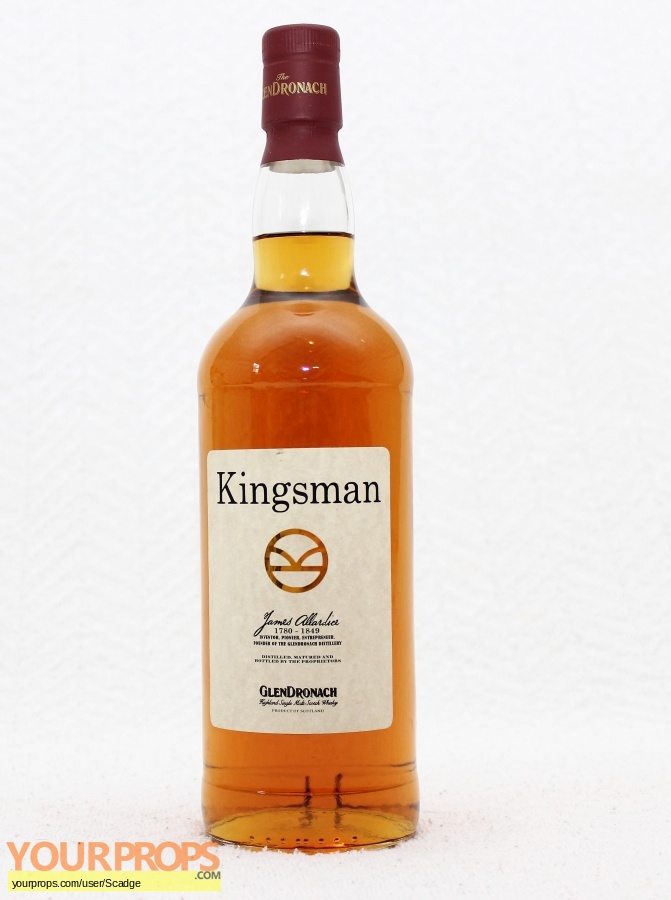 Kingsman  The Golden Circle made from scratch movie prop