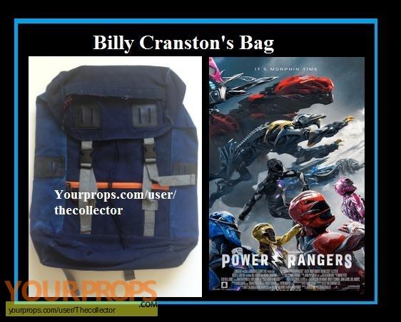 Power Rangers original movie prop