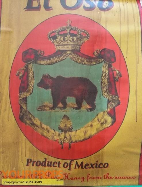 The Country Bears original set dressing   pieces