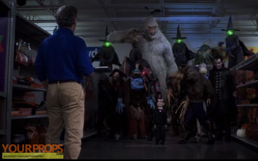 Goosebumps 2 original movie costume