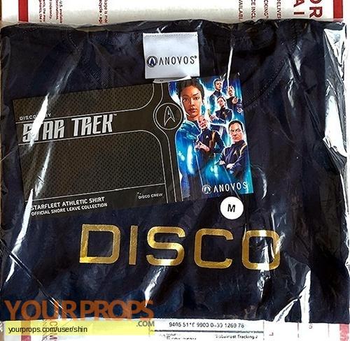Star Trek  Discovery replica movie costume