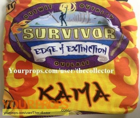 Survivor Edge of Extinction original movie prop