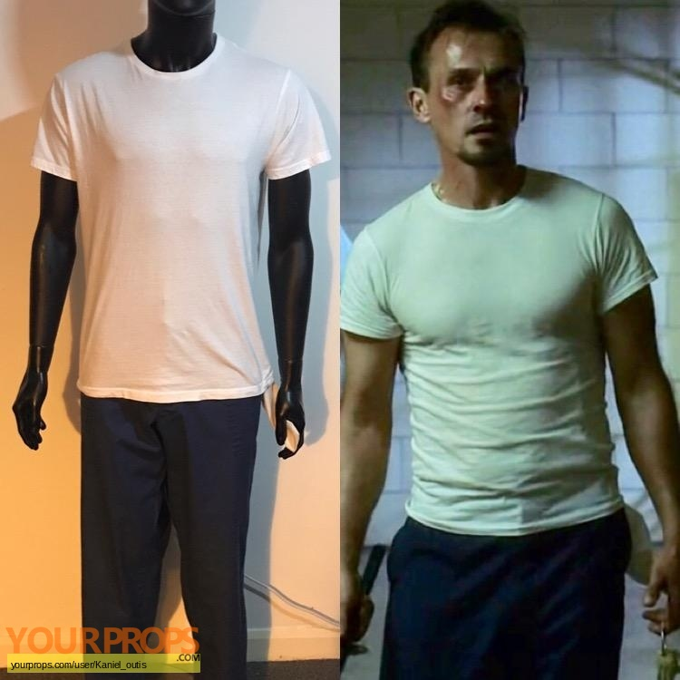Prison Break made from scratch movie costume