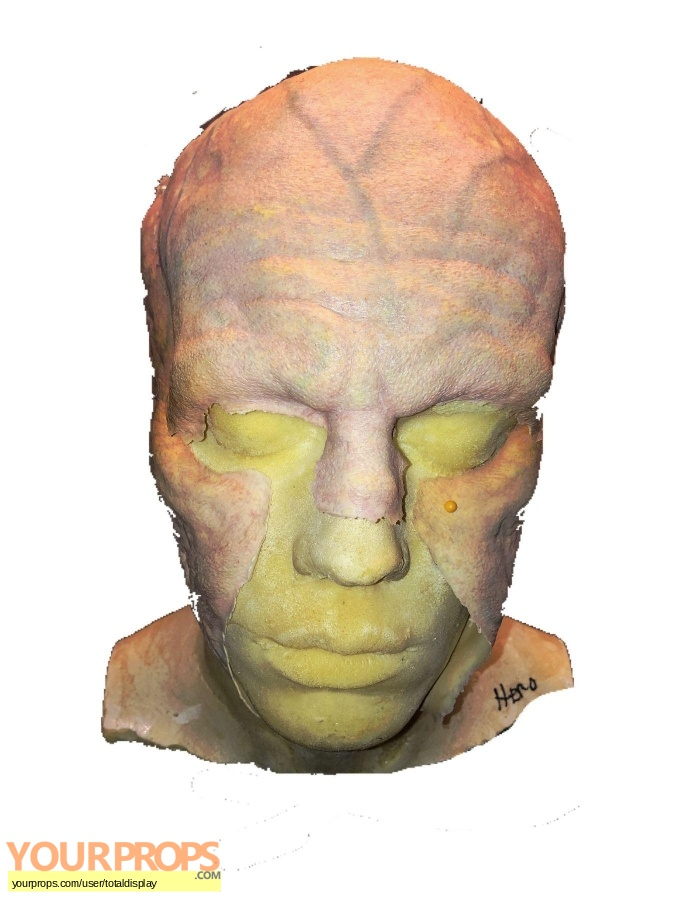 The Strain original make-up   prosthetics