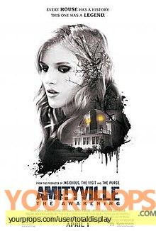 Amityville The Awakening original movie prop