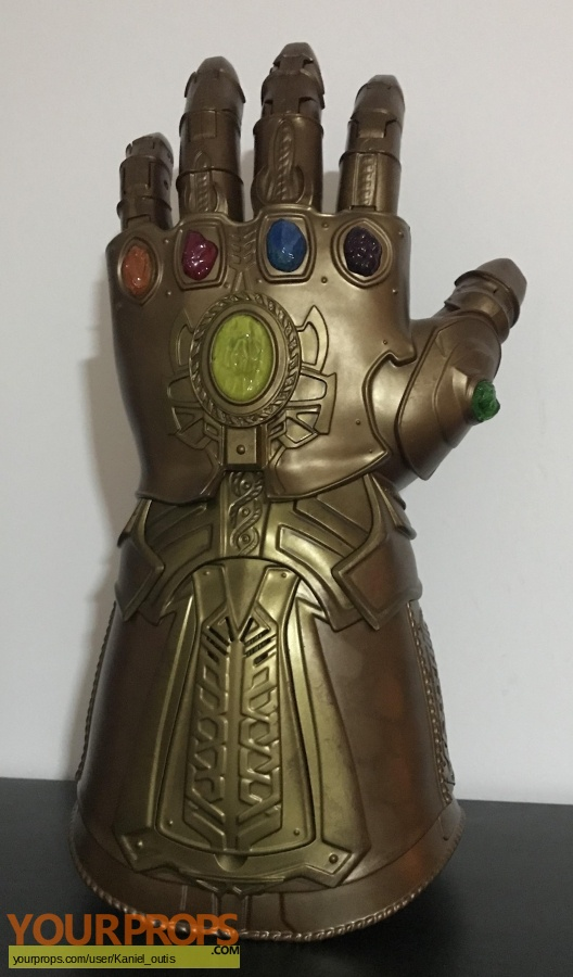 Avengers  Infinity War replica movie prop