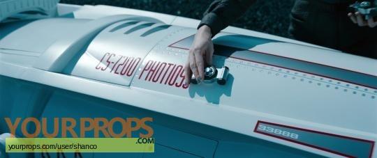 Star Trek Into Darkness original movie prop