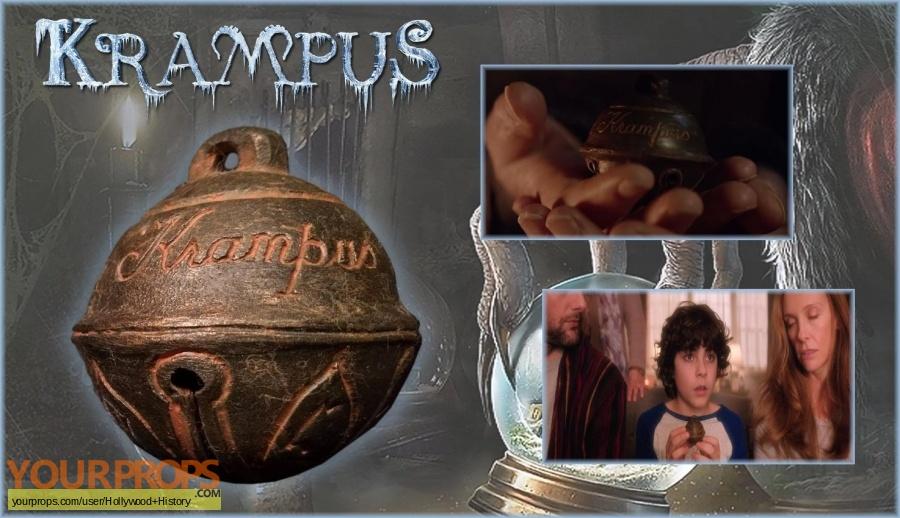 Krampus original movie prop