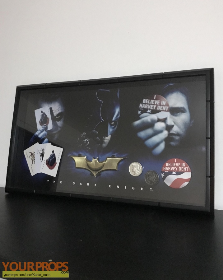 The Dark Knight The Noble Collection movie prop