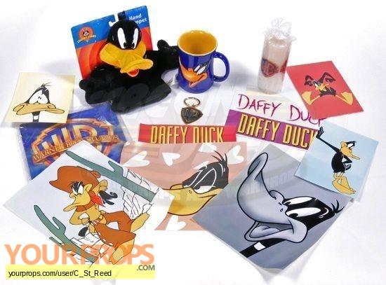 Looney Tunes  Back in Action original movie prop