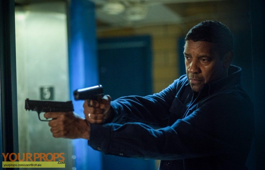 The Equalizer 2 replica movie prop weapon