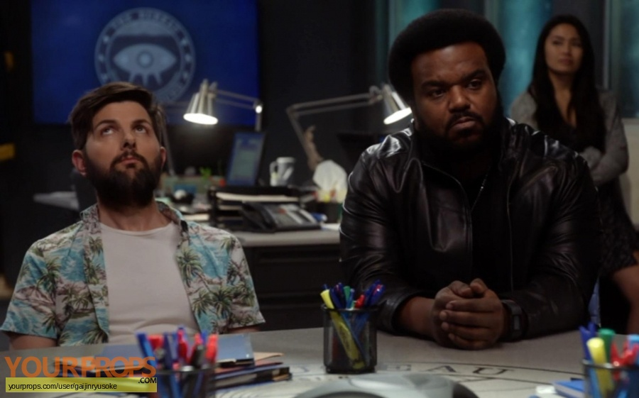 Ghosted  (2017-2018) original movie prop