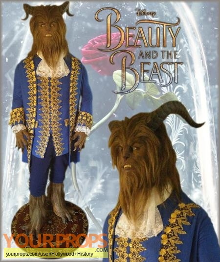 Beauty   the Beast original movie costume