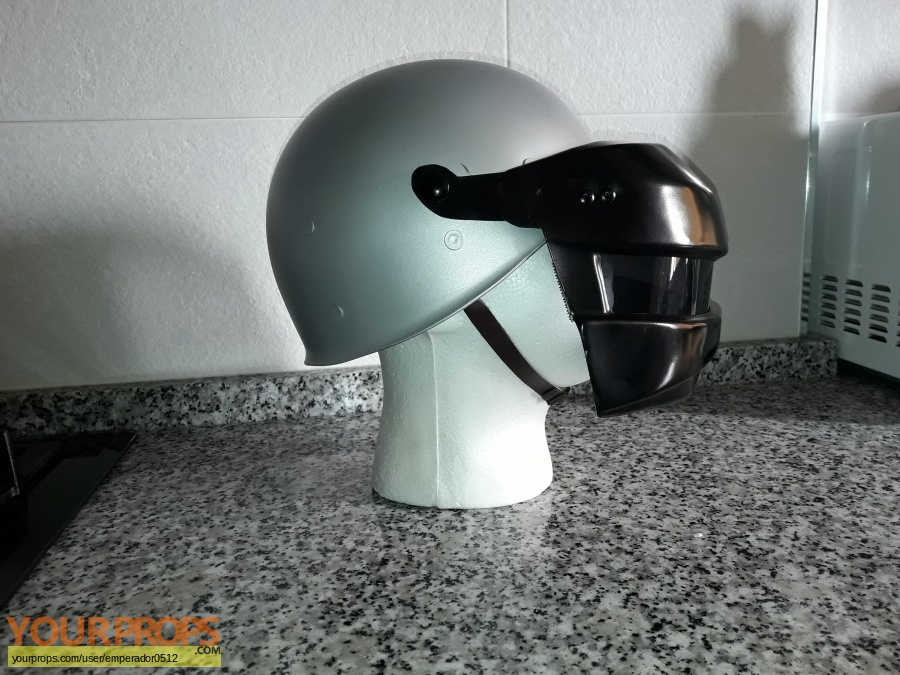 helmet security replica movie prop