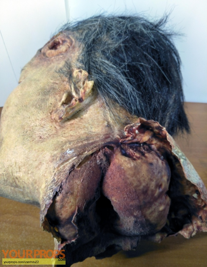 Hacksaw Ridge original make-up   prosthetics