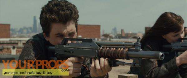 Divergent original movie prop