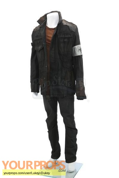 Insurgent original movie costume