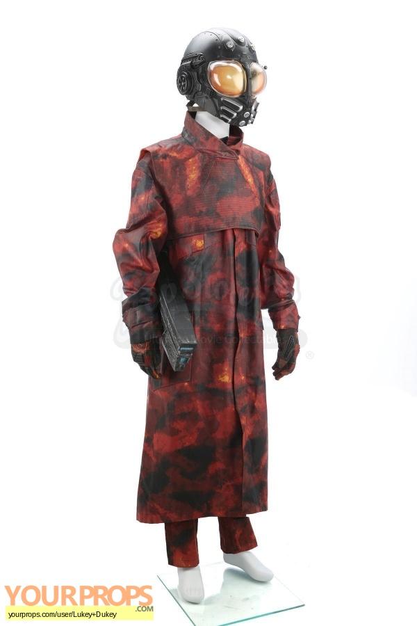 Insurgent original movie costume