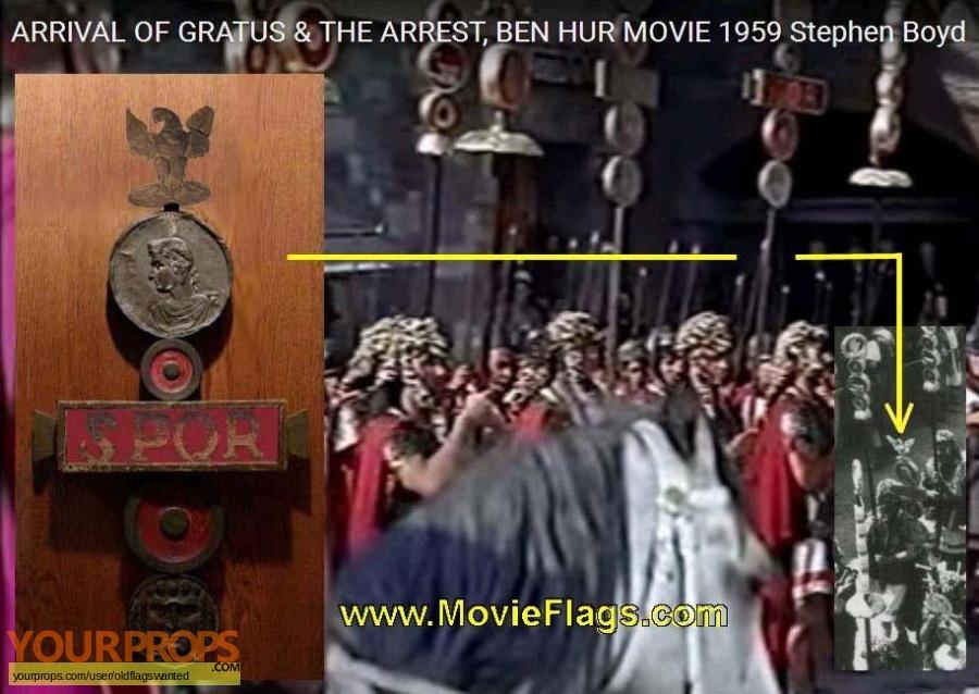 Ben-Hur original movie prop