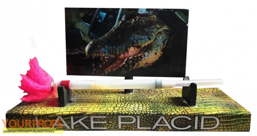 Lake Placid original movie prop