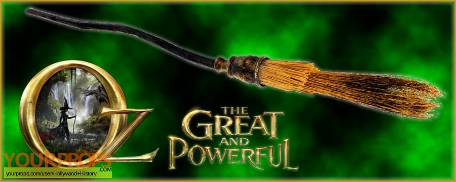 Oz the Great and Powerful original movie prop