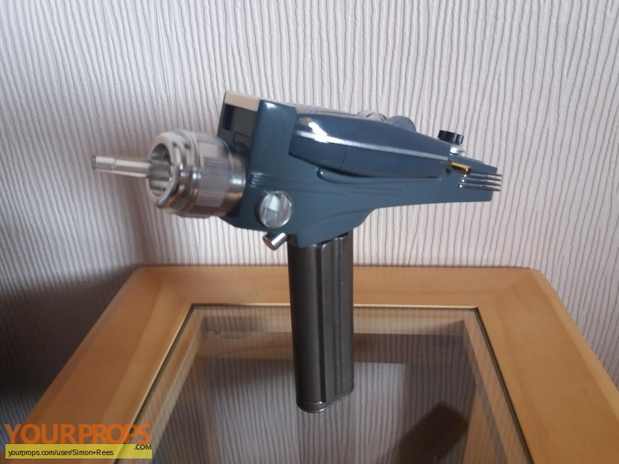 Star Trek The Original Series made from scratch movie prop weapon