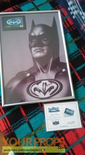 Batman   Robin original movie prop
