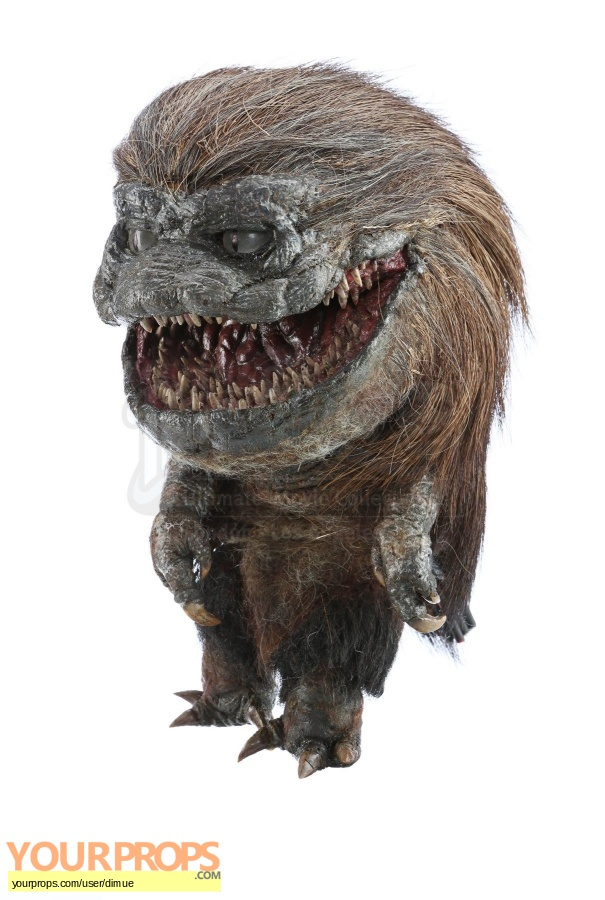 Critters original movie prop