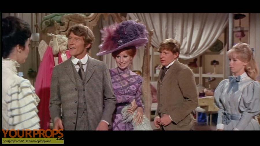Hello Dolly original movie costume