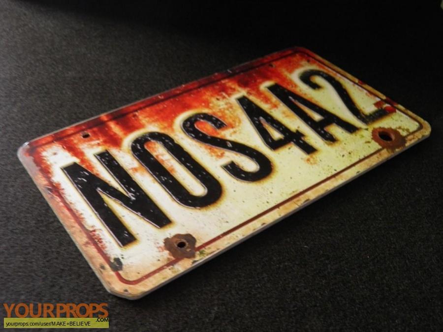 NOS4A2 replica movie prop