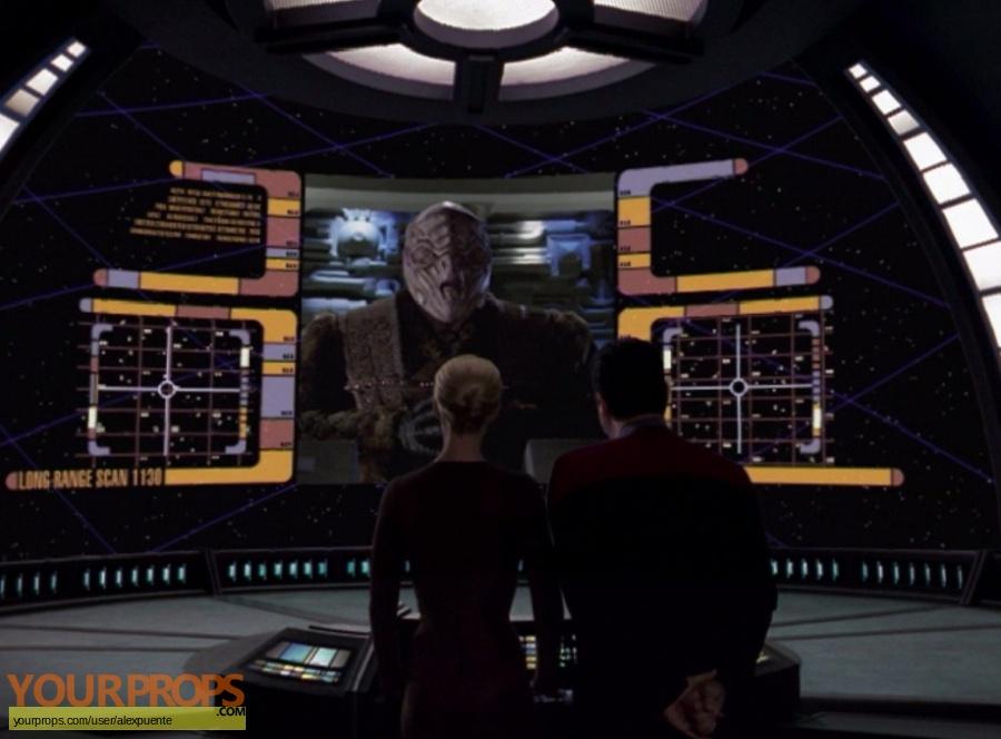 Star Trek  Voyager  (1995-2001) original make-up   prosthetics