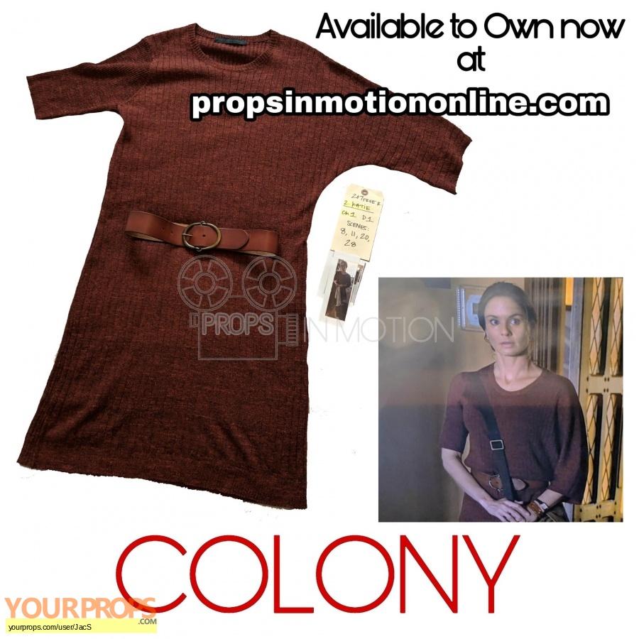 Colony - Netflix original movie costume