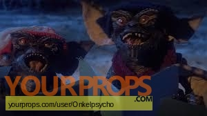Gremlins replica movie prop