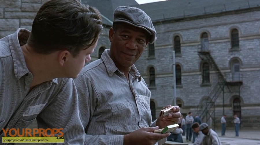 The Shawshank Redemption replica movie prop
