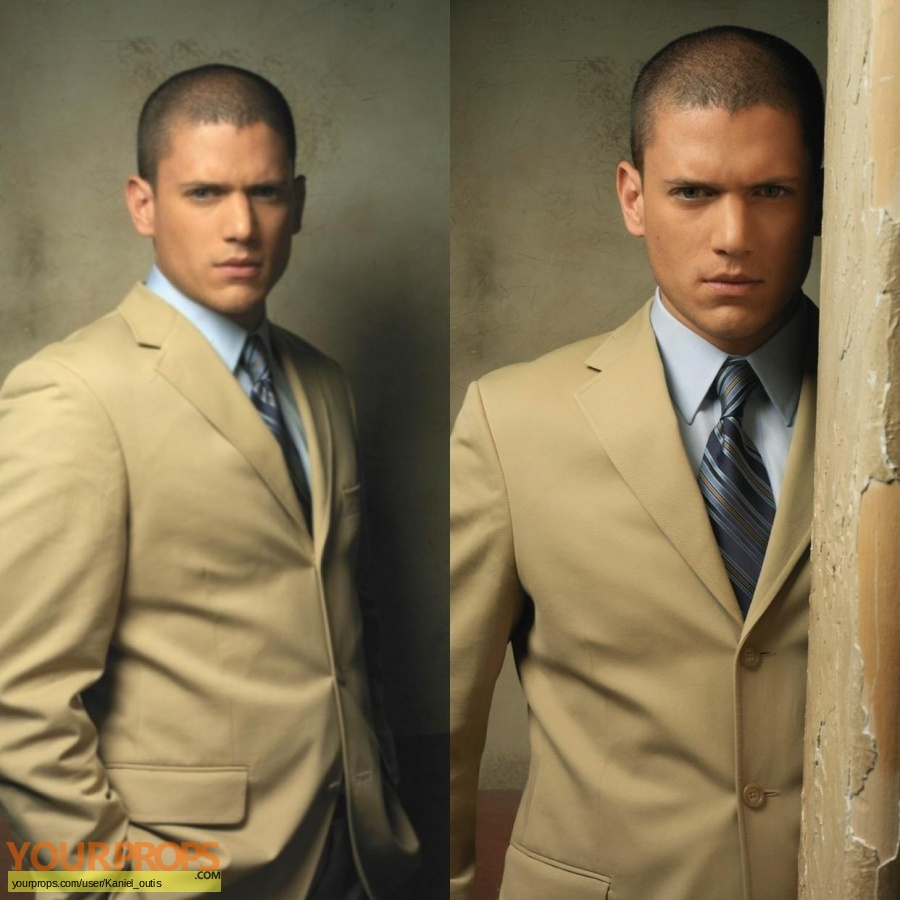Prison Break replica movie costume
