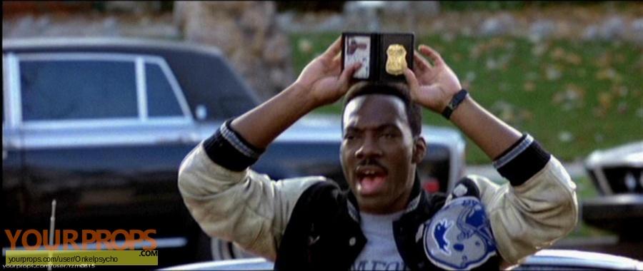 Beverly Hills Cop 3 replica movie prop