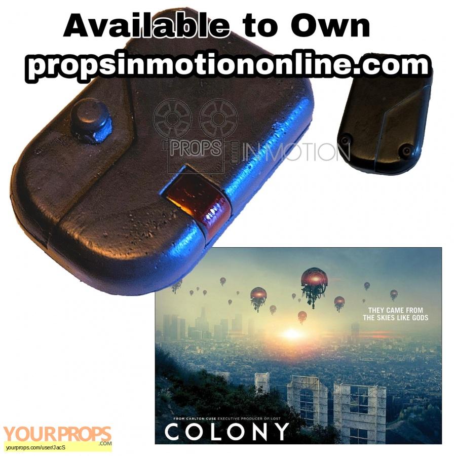 Colony - Netflix original movie prop