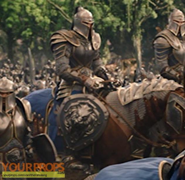 Warcraft original movie prop