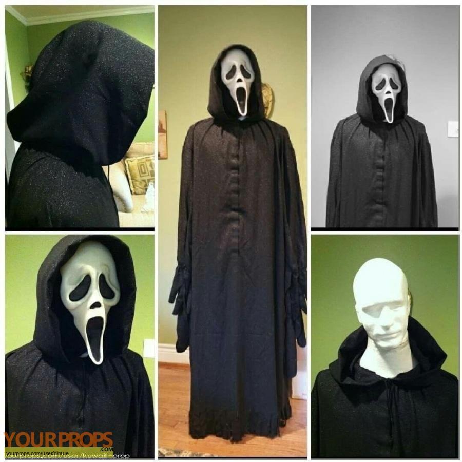 Scream 2 original movie costume